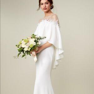 TADASHI SHOJI ALTHEA gown size 4